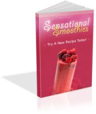 Sensational Smoothies Book